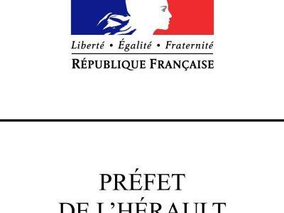 Visite du nouveau Préfet de l'Hérault.