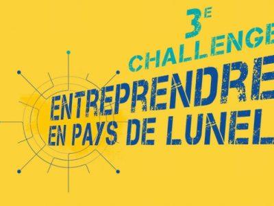 Troisième Challenge Entreprendre en Pays de Lunel
