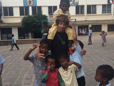 Arthur – L'humanitaire au service du projet professionnel