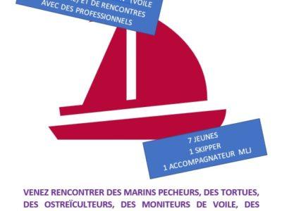 Action «Découverte des Métiers de la Mer» 2021