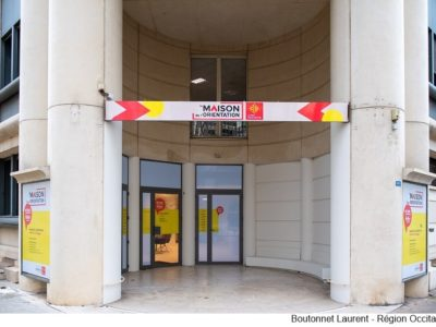 Visite de la Maison de l'Orientation de Montpellier