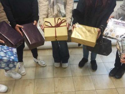 Des «Boites de Noël» pour les jeunes de la Mission Locale