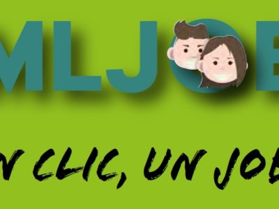 NOUVEAU ! Application MLJOB