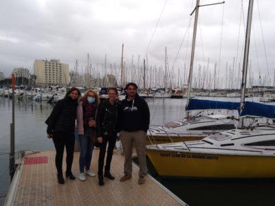 Rencontre avec le Yacht Club de la Grande-Motte