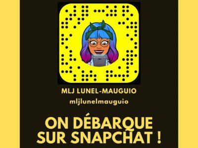 La Mission Locale débarque sur Snapchat !