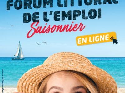 Ateliers Forum Littoral de l'Emploi Saisonnier 2021