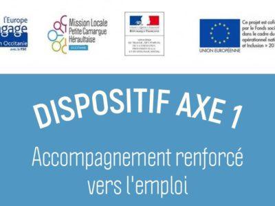 Dispositif AXE 1 FSE